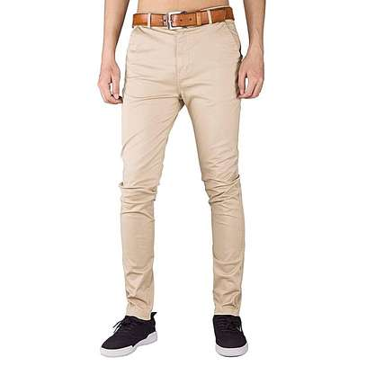 Slim Fit Trousers image 1