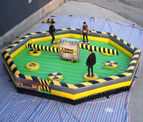 Inflatable Interactive Games image 5