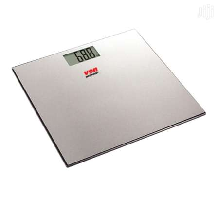Von Weighing Scale 180KG Electronic HESB18CS/VSWE18MCX image 1