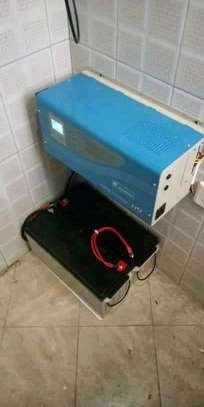 solar power backup systems for homes office factories supply and installation image 1