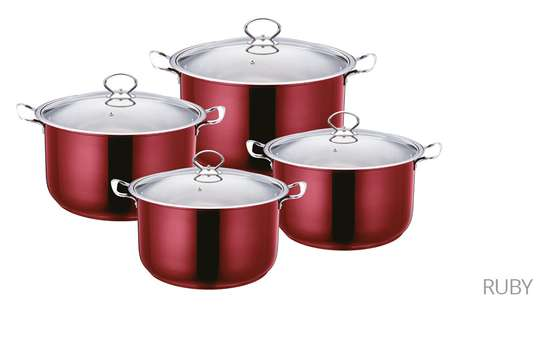 Stainless Cooking Pot From Uk