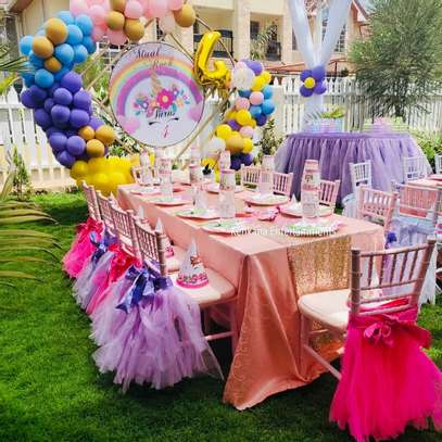 Themed birthday party image 8