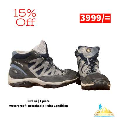 Premium Hiking Boots - Assorted Brands and Sizes image 8