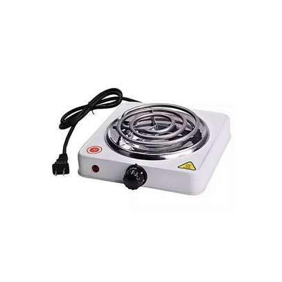 Electric Hot Plate -Single Coiled Burner image 1