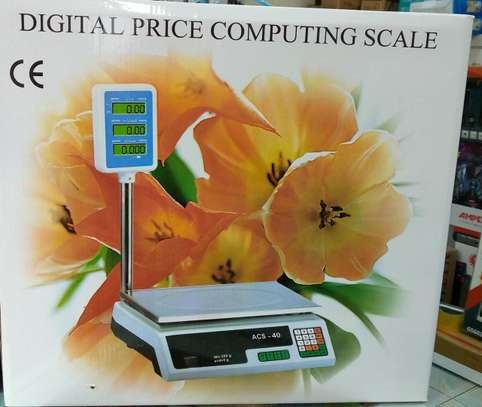 ACS 40 Digital Weighing Scale image 1