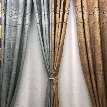 HIGH QUALITY PLAINS CURTAINS  AND SHEERS DIFFERENT COLOUR PER METER FROM 850 TO 1000 image 12