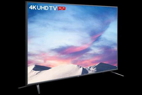 55 p8M series 4k UHD Al Android smart TV