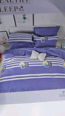 Duvet cover with  6 by 6 image 12