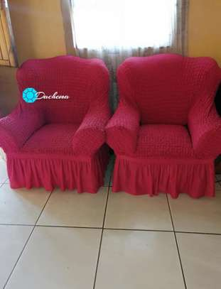 5 seater Turkish elastic sofa covers image 1