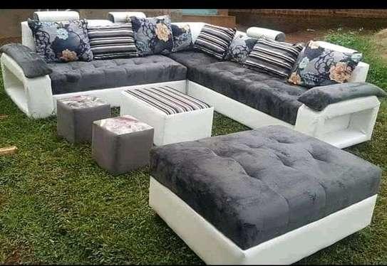 Versatile Beautiful Modern Quality U-shaped Sectional Sofa image 1