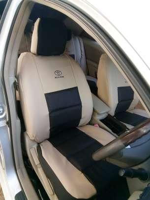 Auris Car Seat Covers image 10