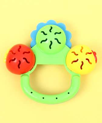 Baby Rattle Pack of 8 – Multicolor image 9