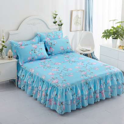 BED SKIRTS ELEGANT FOR YOUR ROOM ESTACE image 3