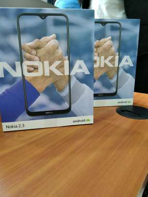Nokia 2.3 brand new and sealed in a shop. image 1