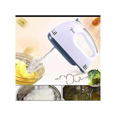 Hand Mixer With Bowl image 2