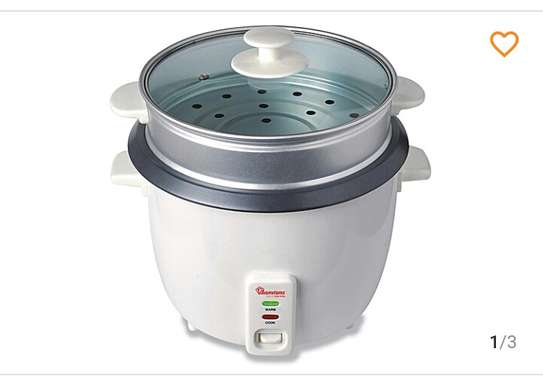 Ramtons rice cooker
