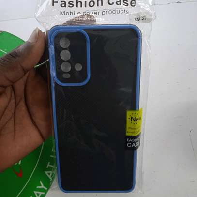 Redmi 9T Back Covers- Hard covers with Delivery Services image 1