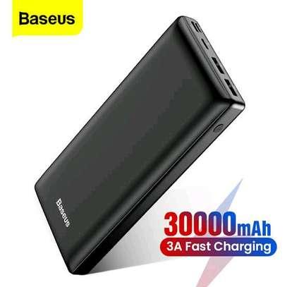 BASEUS 30000MAH FAST CHARGING POWERBANK price in Kenya image 1