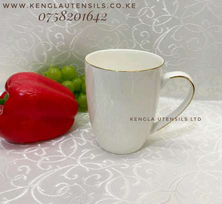 Fine bone  China cups image 1