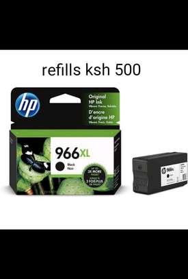 966XL High Yield Black Ink cartridge, 3JA04AN#140 image 12