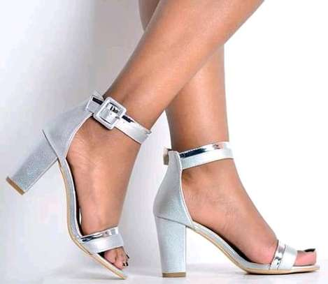 Open high heel/wedges/atmosphere wedges image 3