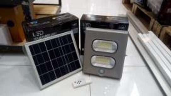 100watts solar floodlight image 1