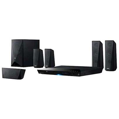Sony BDV-E3100 Blu-ray Home Theater System with Bluetooth image 1