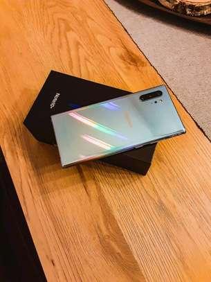 Samsung Galaxy Note 10 5G Aura Glow 512 Gb And Gear Vr image 1
