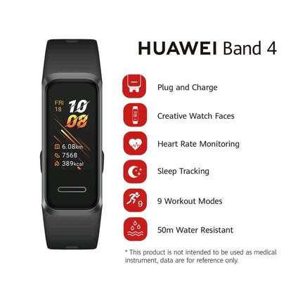 Huawei Band 4 smart watch image 1