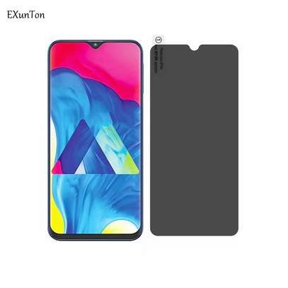 5D Privacy Glass protector for Samsung A70 A60 A50 A40 A30 A20 A10 image 4