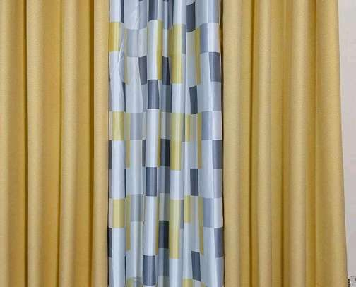 embroidered cheap curtain window curtains and sheers image 8