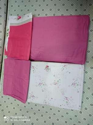 Cotton mix match Bedsheets image 10