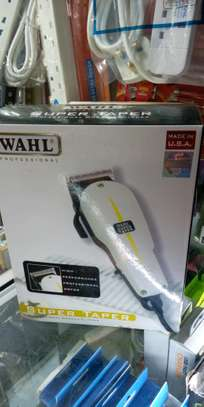 Wahl Profesional Super Taper Shaving Machine image 1