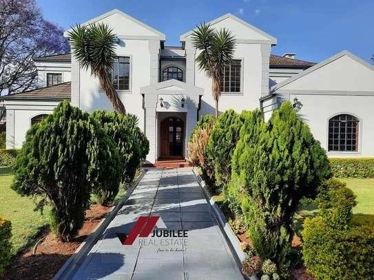 4 bedroom house for rent in Runda image 1