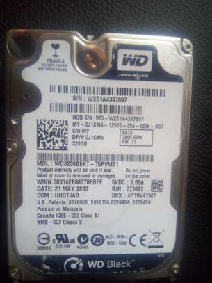 320gb hard disks for laptops available image 1