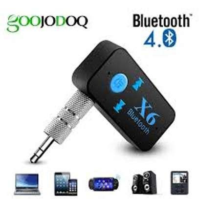 X6 Car Bluetooth Music Receiver MP3 Player image 1