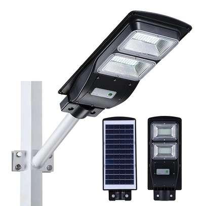 60W Solar Street Light Motion Sensor image 1