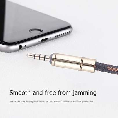 AUX Cable 1.5mm for ALL Phones, Home, Office & Car Stereos image 2