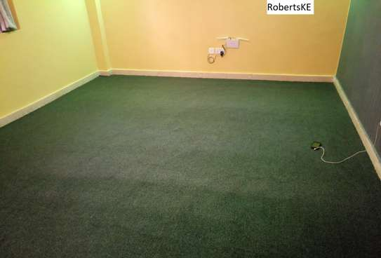 delta dark grey wall to wall carpet image 1