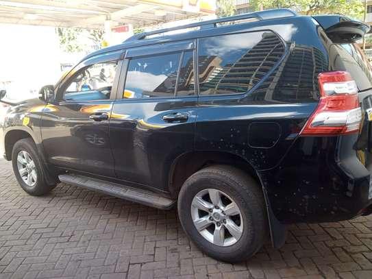 Toyota Prado for Hire image 1