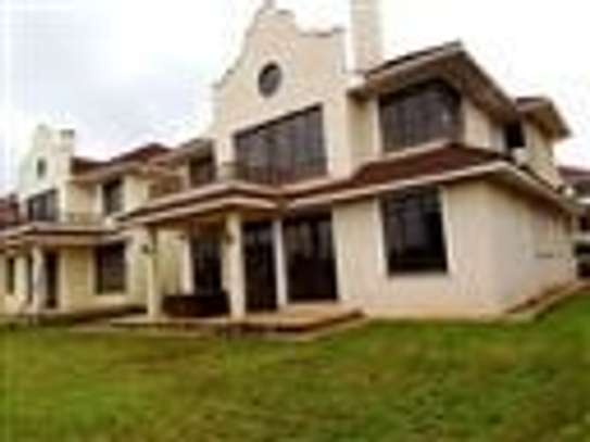 4 bedroom townhouse for rent in Thindigua image 2