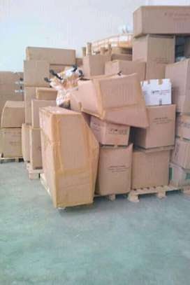 House removals, storage and transport