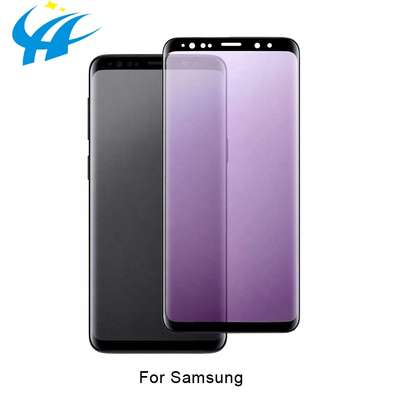 5D Privacy Glass protector for Samsung S8 S8 Plus image 4