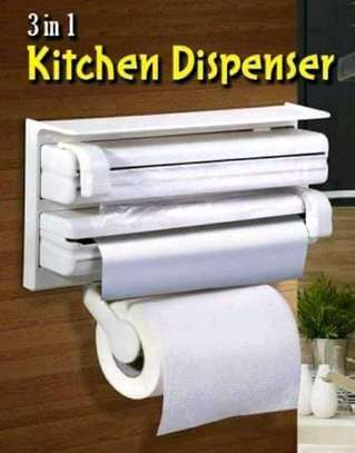 Kitchen Paper Dispenser image 1