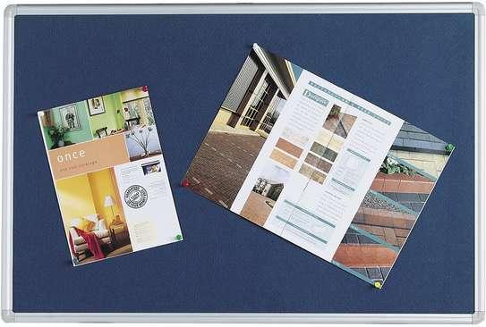 Display noticeboards. image 1
