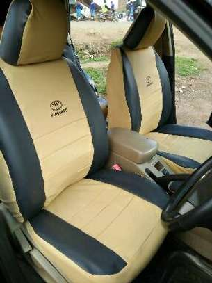 Central car seat covers image 4
