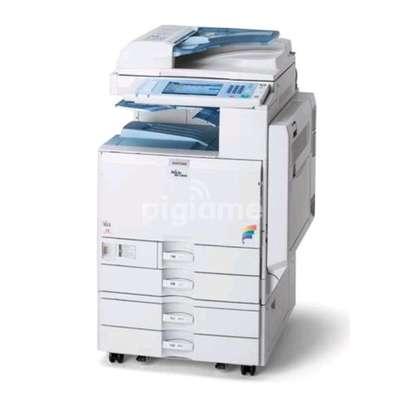 Best ricoh mpc5501 colored photocopier image 1
