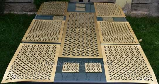 13pcs Non Woven Tablemats Set image 1