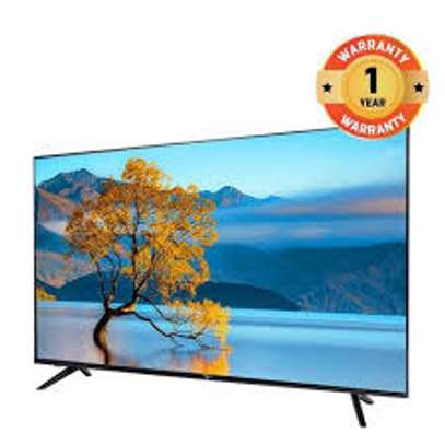 New TCL 50 inch Smart Android Frameless Digital Tvs 50p717 image 1