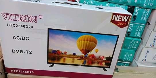 Vitron 22inches digital tv with internal decorder image 1